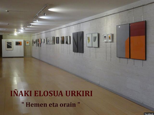 Exposición de Elosúa Urkiri