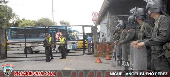 Terminal de Transportes paralizada por bloqueo; no hay despacho de buses intermunicipales   Rosarienses, Villa del Rosario