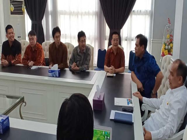 Pengusaha dari China Lirik Peluang Investasi di Maluku