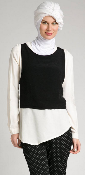 Baju Muslim Atasan Trendy