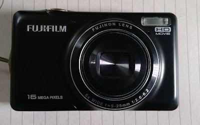 câmera digital Fujifilm JX425