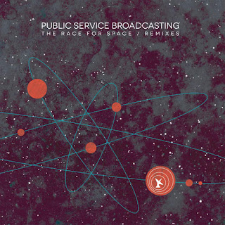 Public Service Broadcasting - The Race For Space (Remixes) (2016) - Album Download, Itunes Cover, Official Cover, Album CD Cover Art, Tracklist