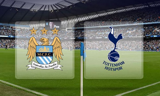 Live Streaming Manchester City vs Tottenham Hotspur 17 Disember 2017