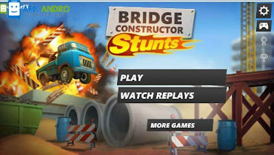Bridge Constructor Stunts Mod APK-3