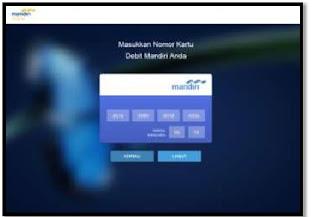 Gambar 3 Cara  Aktivasi Mandiri Online di Website