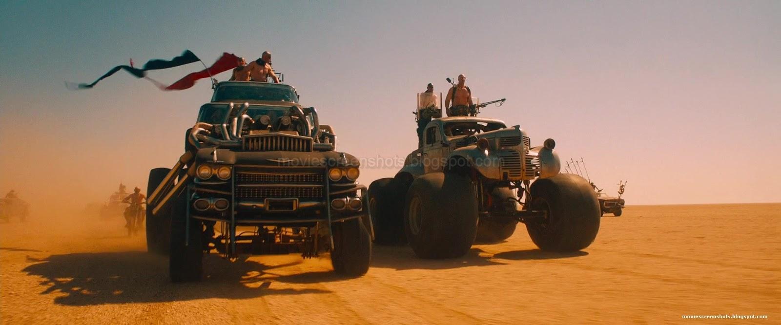 vagebonds movie screenshots mad max fury road 2015