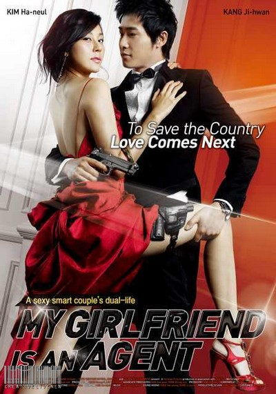 Sinopsis My Girlfriend Is An Agent (2009) - Film Korea