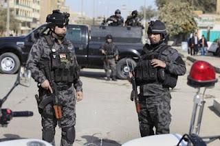اصابة مدير استخبارات سامراء بجروح طفيفة اثر انفجار عبوة ناسفة على دوريته