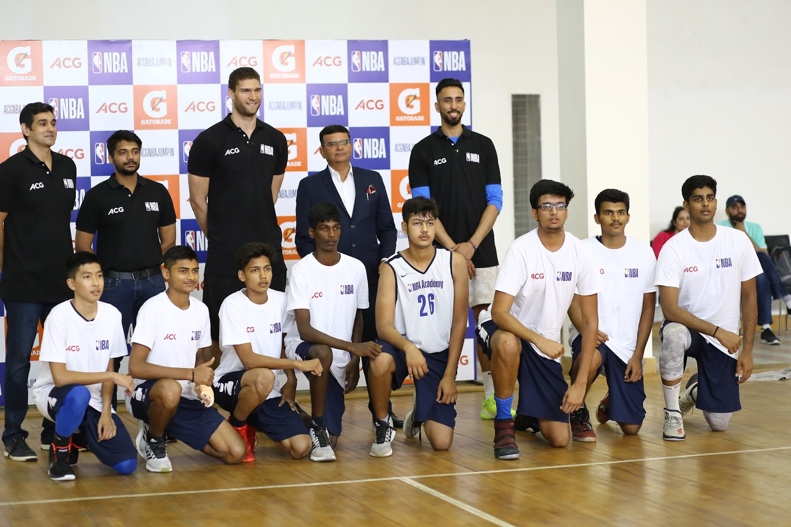 d859591608ae ACG-NBA JUMP National Finals concluded. 8 Players selected for the NBA  academy India