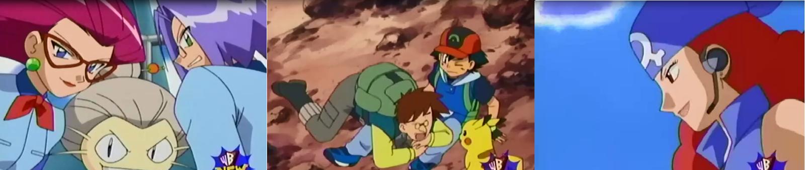 Pokemon Capitulo 14 Temporada 7 La Guerra Por El Meteorito