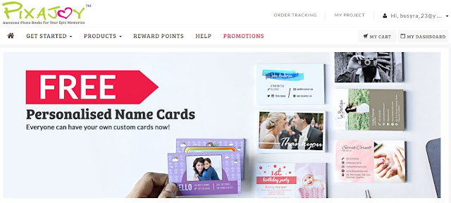SIAPA NAK NAME CARD FREE 100 PCS??