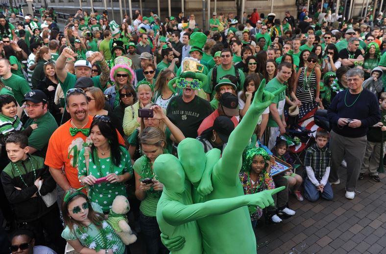 St Patrick S Day Celebrations Across The World