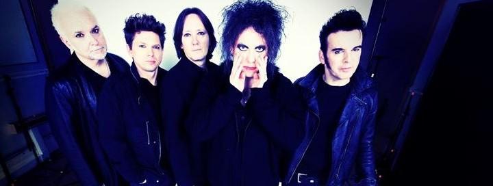 The Cure estrena dos nuevas canciones durante uno de sus conciertos