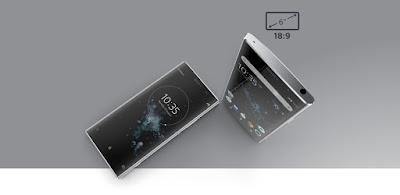 Sony Xperia XA2 Plus Cocok Untuk Yang Suka Hiburan