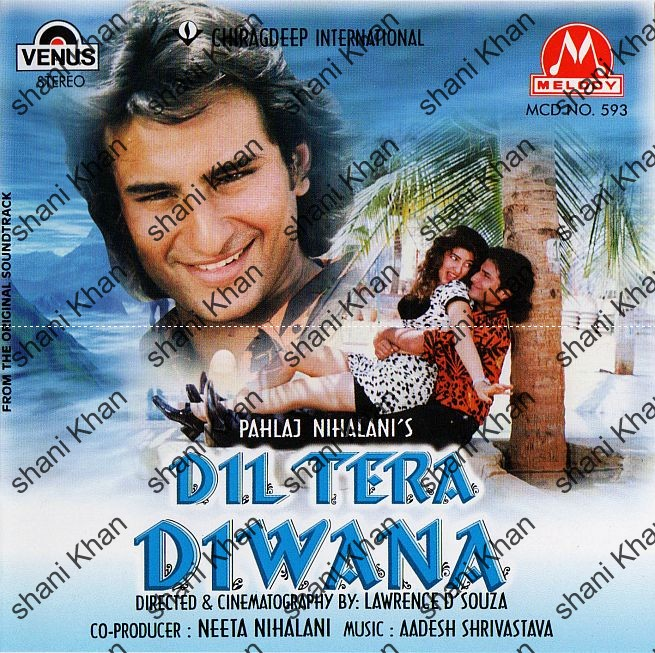 Dil Deewana Song Free Download: Bollywood Music A To Z Cds. Visit To Download Http