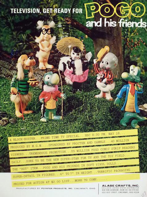 Bondtoddbond Pogo Vinyl Figures By Poynter And Proctor