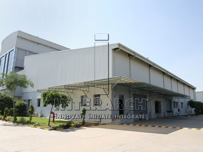 Interarch Building Products Pvt Ltd Best Prefabricated