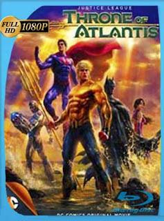 La liga de la justicia El trono de Atlantis 2014HD [1080p] Latino [GoogleDrive]