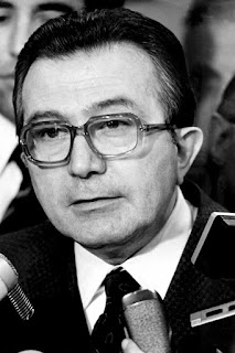 Three times PM Giulio Andreotti
