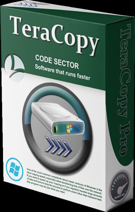تحميل برنامج تسريع نسخ الملفات على الويندوز  TeraCopy Pro 3.3 Beta