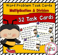 Bee Word Problems using Simple Multiplication and Division