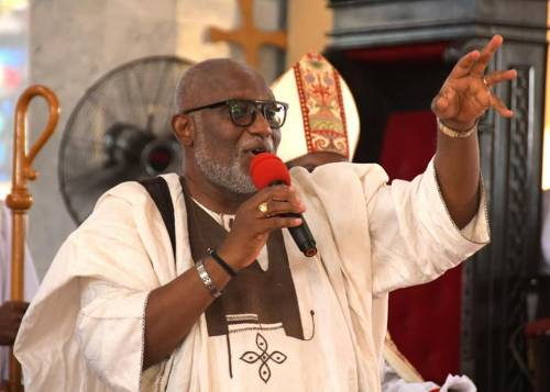 Akeredolu Gives Cryptic Facebook Response To Suspension From APC — Then Deletes It
