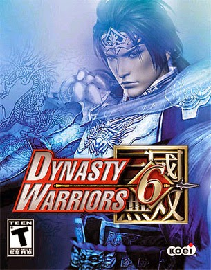 DOWNLOAD DYNASTY WARRIOR 6 PS2 ISO
