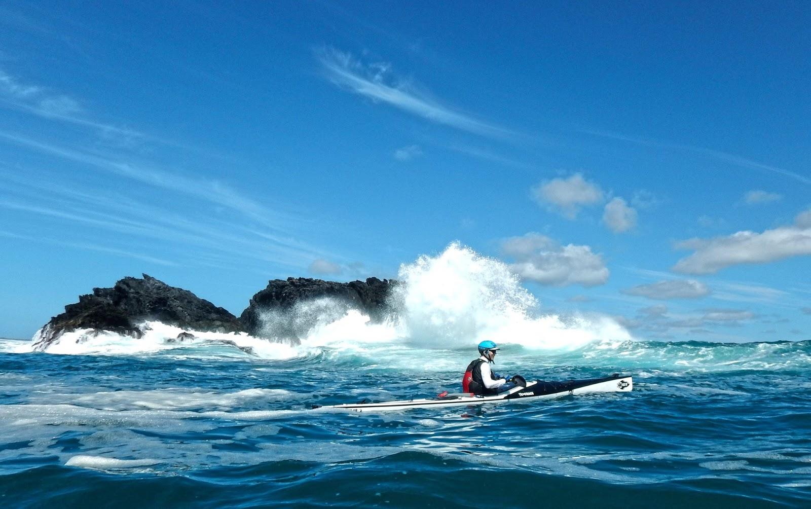 Expedition Kayaks: Tiderace Sea Kayaks & Nelo Portugal