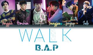 B.A.P WALK Mp3