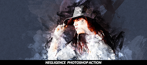 Negligence 2 Photoshop Action