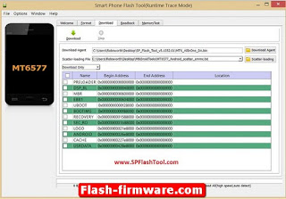 Flash Vivo S3 Plus Via Spflashtool