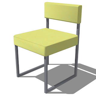 Sketchup - Chair-021