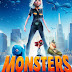 Monsters vs. Aliens (2009) 720p BluRay Dual Audio [Hindi-English] 850MB