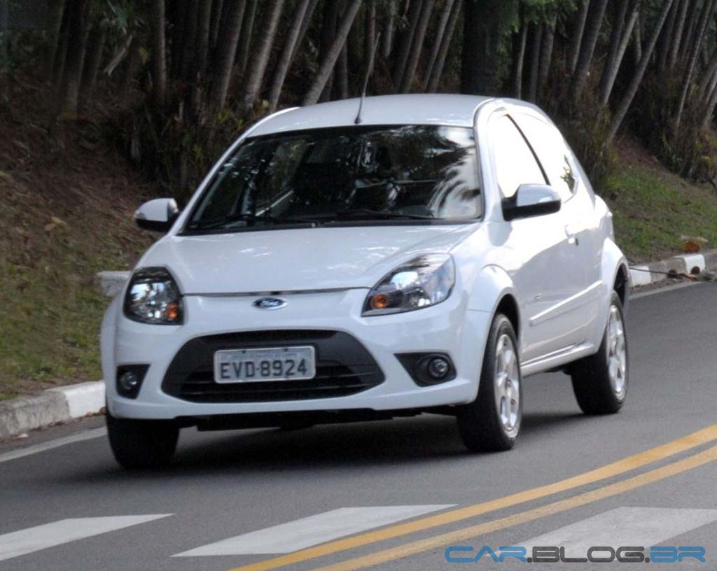 Dispatches Do Brasil A Brief History Of The Ford Ka The Truth