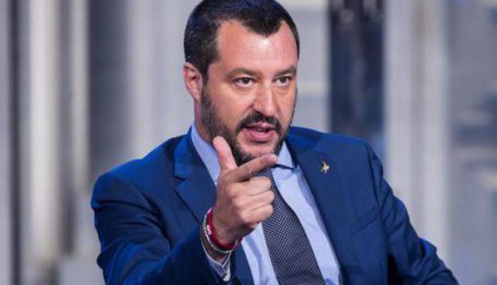Σαλβίνι: Αν ενωθούμε οι πατριώτες θα σχηματίσουμε τη 2η μεγαλύτερη ομάδα στο Ευρωκοινοβούλιο