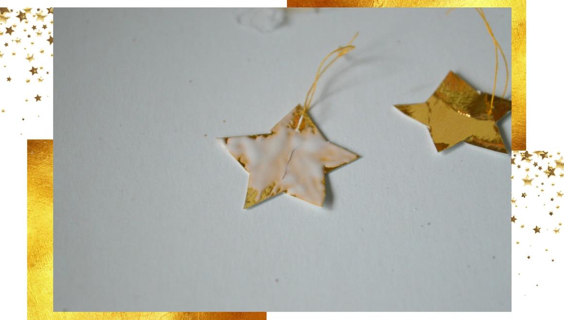 glue on stars
