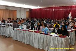 Rapat Karya Pelayanan 2017