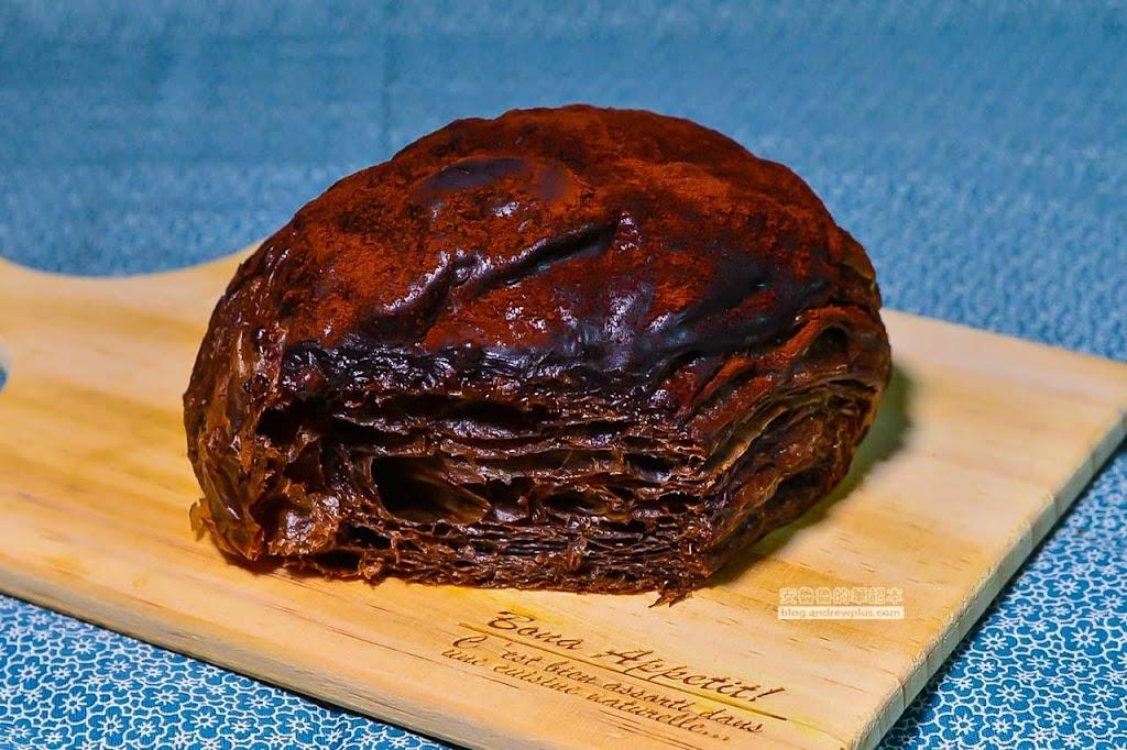 許燕斌手作烘焙,新莊巧克力髒髒包,火爆冰心,夏天冰麵包