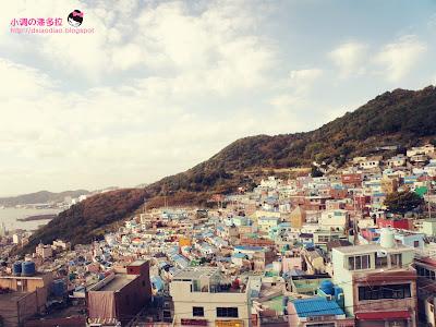 Busan,Gamcheon,釜山,Korea,韓國
