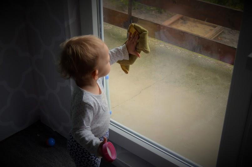 Porządek, czy warto uczyć porządku małe dziecko?