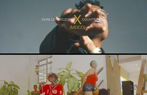 Video Moni Centrozone X Country Boy (MoCo) - Mwaaah