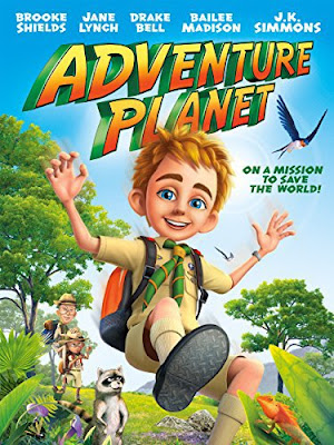 Adventure Planet 2012 Dual Audio 720p BRRip 700mb x264