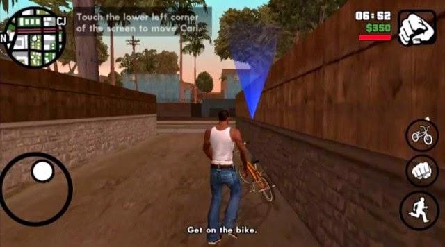 Download Game GTA San Andreas Android