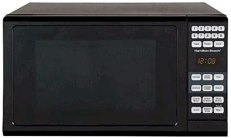 hamilton beach 0 7 cu ft microwave oven