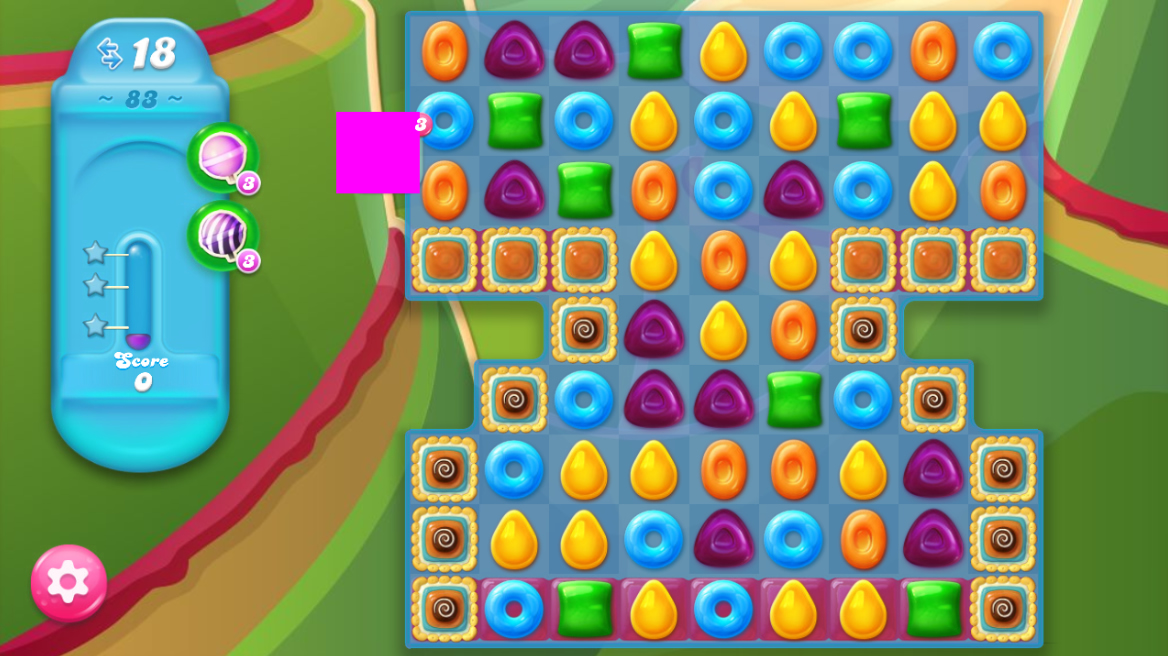 Candy Crush Jelly Saga 83