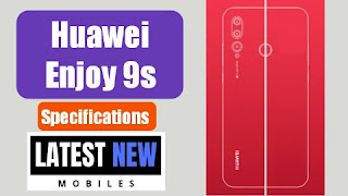 Huawei Enjoy 9s Specifications