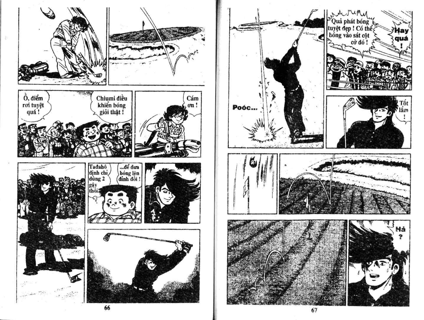Ashita Tenki ni Naare chapter 7 trang 32