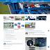 Thiết kế website công ty bằng wordpress - Công ty cổ phần quốc tế VINA