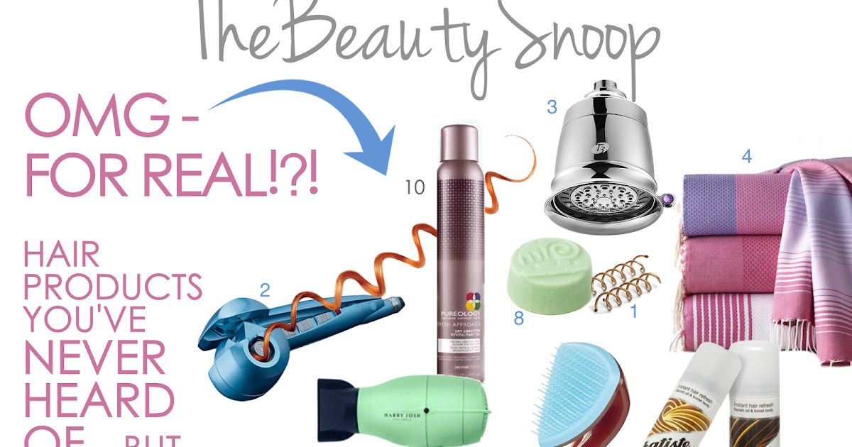 THE BEAUTY SNOOP: BEAUTY PRODUCTS YOU'VE NEVER HEARD OF BUT CAN'T LIVE  WITHOUT (PART II)+ GIVEAWAY