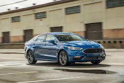 2018 Ford Fusion Redesign